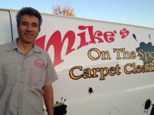 Mike's on the Spot Carpet Cleaning is the one that you can trust and rely on when it comes to high- quality performance on cleaning your carpet.